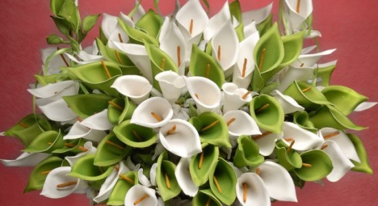 décoration florale du mariage