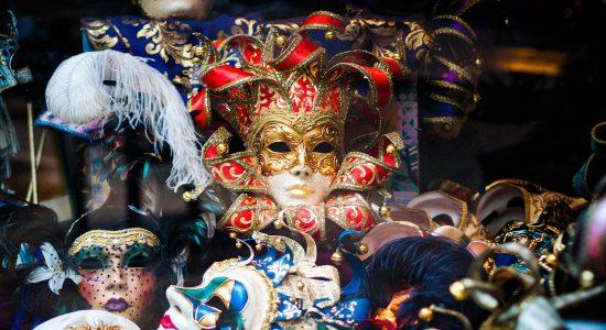 Masques représentations Carnaval
